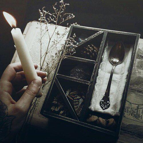 candela bianca