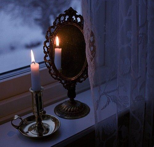 candela specchio