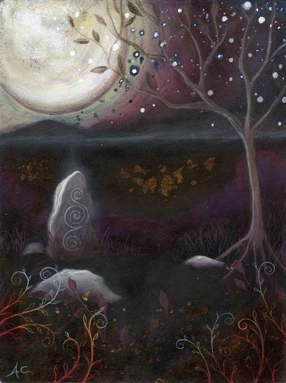 menhir luna